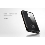 SGP iPhone 4 Case Neo Hybrid EX Series [Soul Black] (SGP07024)